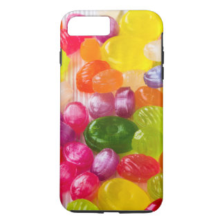 Funny Colorful Sweet Candies Food Lollipop Picture iPhone 7 Plus Case