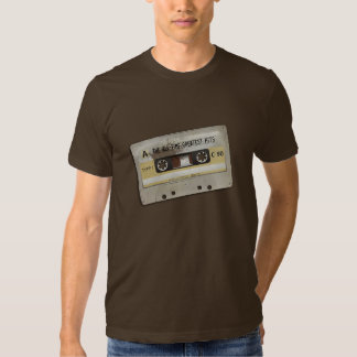Funny Compact Audio Cassette Tshirt