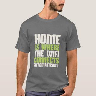 Funny Computer Geek and Nerd T-Shirt