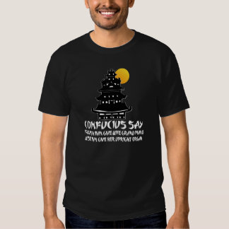Funny Confucius Shirts