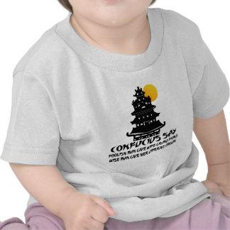 Funny Confucius Shirt
