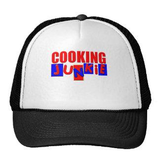 funny cooking cap