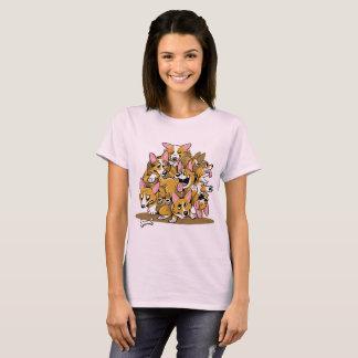Funny Corgies T-Shirt