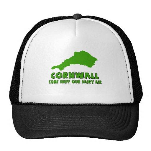 Funny Cornwall Hat