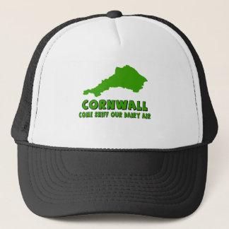 Funny Cornwall Trucker Hat