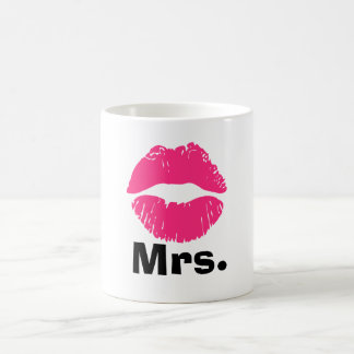 funny couple mug set x2,mr & mrs