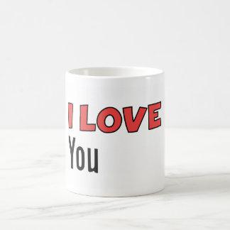 funny couple,set x2 basic white mug