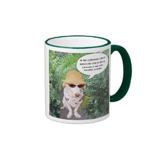 Funny Coworker Office Gift Ringer Mug