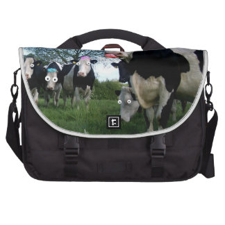 Funny Cows Commuter Bags