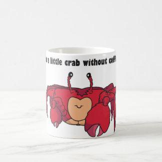 Funny Crab Coffee Mug