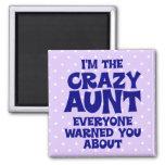 Funny Crazy Aunt