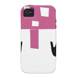 funny creature iPhone 4 cover