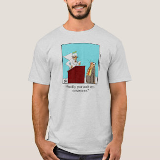 """Funny Credit Score Tee-Shirt """"Spectickles"""" T-Shirt"""