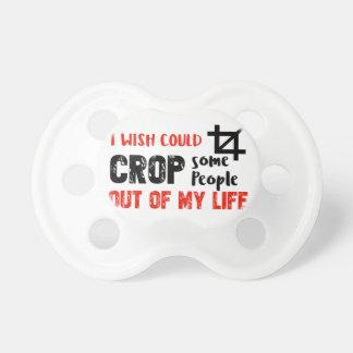 Funny crop people Geek designs Dummy