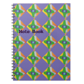 Funny Cross Note Books