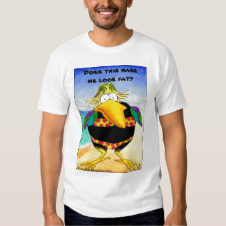 Funny Crow Beach Summer Vacation T Shirts