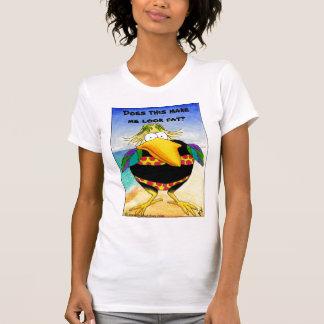 Funny Crow Beach Summer Vacation Tshirt
