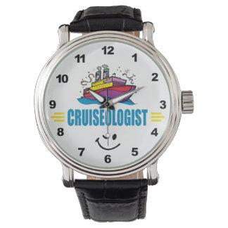 Funny Cruise Ship Caribbean Travel Fan Watch