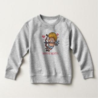 Funny Cupid Valentine's Day | Sweatshirt