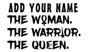 Punny Warrior Names