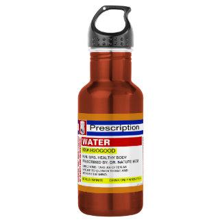 Funny Custom Prescription Water Drinking Beverage 532 Ml Water Bottle