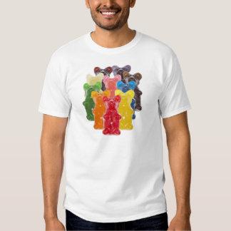 Funny Cute Gummy bear Herds Tshirts