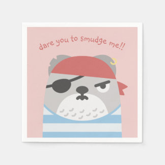 Funny, Cute Paper Napkins for Parties & Occasions Paper Napkin