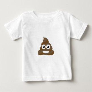 Funny Cute Poop Emoji Baby T-Shirt