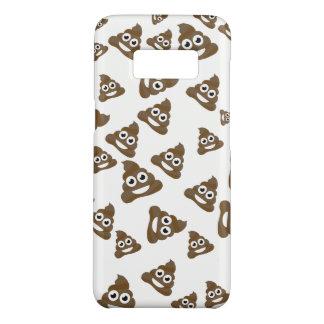 Funny Cute Poop Emoji Pattern Case-Mate Samsung Galaxy S8 Case