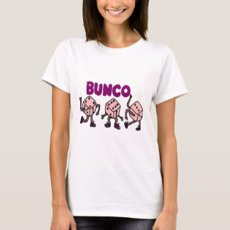 Funny Dancing Bunco Dice T-Shirt