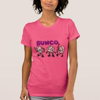 Funny Dancing Bunco Dice Tees