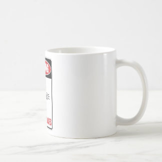 Funny Dangerous Gasses Mug