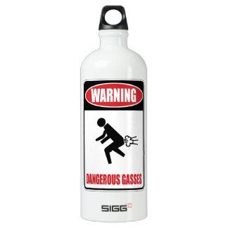 Funny Dangerous Gasses SIGG Traveller 1.0L Water Bottle
