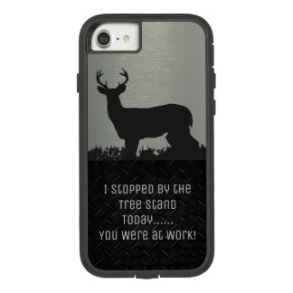 Funny Deer Bow Hunting Tree Stand Case