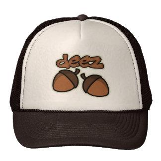 Funny deez nuts cap