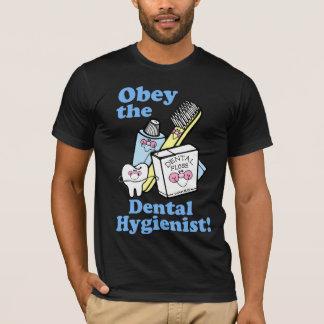 Funny Dental Hygienist T-Shirt