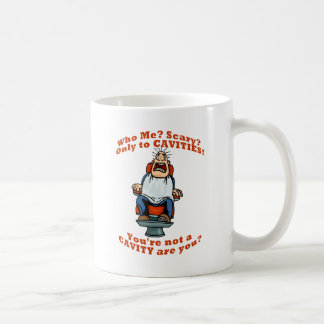 Funny dentists dental hygienists humor coffee mug