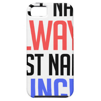 funny design, First Name Always Last Name Hungry iPhone 5 Cases
