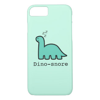 Funny dinosaur iPhone 8/7 case