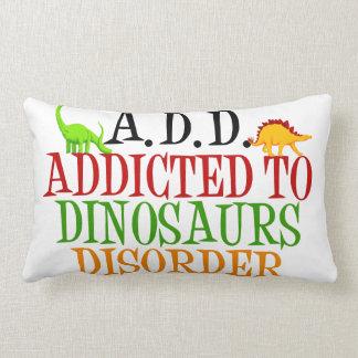Funny Dinosaur Lumbar Cushion