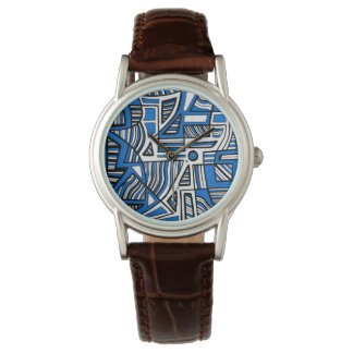 Funny Diplomatic Independent Meaningful Wrist Watches