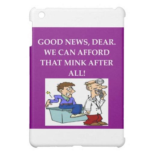 funny doctor joke case for the iPad mini