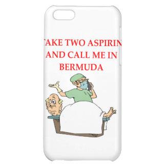 funny doctor joke iPhone 5C cases