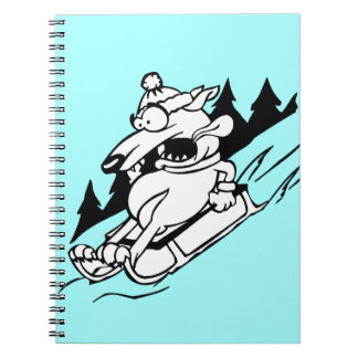 Funny Dog Notebook