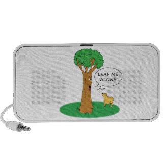 funny dog iPod speakers