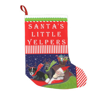 Funny Christmas Stockings & Funny Xmas Stocking Designs | Zazzle ...