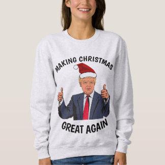 Funny DONALD TRUMP CHRISTMAS T-Shirts
