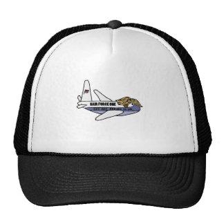 Funny Donald Trump Presidential Aeroplane Cap