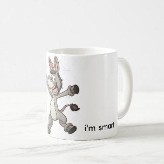 funny donkey mug