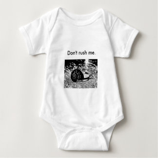 Funny Don't Rush Me! Snail T Shirts